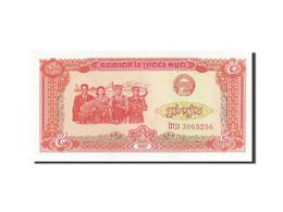 Cambodge, 5 Riels, 1987, 1987, KM:33, SPL - Cambodia