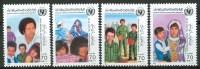 1985 Libia Libya Child Survival Project Set MNH** - Libya
