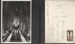 7064) BRINDISI INTERNO CRIPTA MARINAIO D'ITALIA VIAGGIATA 1959 CIRCA - Brindisi
