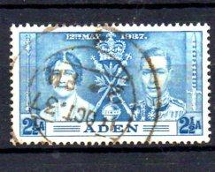 T386 - ADEN ,  Yvert N. 14 Usato - Aden (1854-1963)
