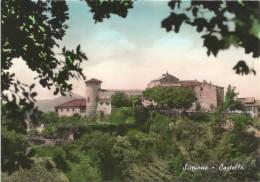 R2558 Salsomaggiore Terme (Parma) - Castello Di Scipione - Castle Chateau Schloss Castillo / Non Viaggiata - Italia
