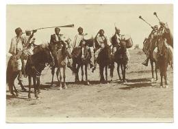 NIGER - MARADI  Photo Originale  D´une Parade à Cheval - Africa