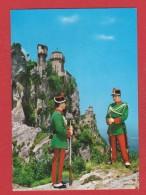 San Marin --  Guardie Di Rocca - Saint-Marin