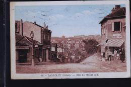BAGNOLET RUE MONTREUIL - Bagnolet