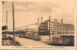 Hostens - Centrale Electrique Des Lignites - Vue De L'Usine - Non Classés