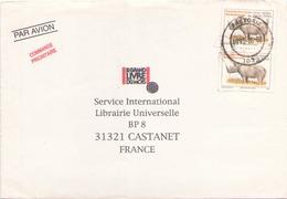 AFRIQUE DU SUD ENVELOPPE DE PRETORIA POUR CASTANET DU 6 JUIN 1995 - Afrique Du Sud (1961-...)
