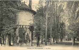 N-16 523 : ASNIERES  SUR OISE. ROYAUMONT  CHATEAU - Asnières-sur-Oise
