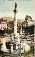 13 - Marseille - La Fontaine Cantini - A 004 - Canebière, Centre Ville