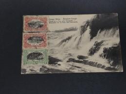 CONGO BELGE - Entier Postal Avec Affranchissement  En 1917 - A Voir - L 1933 - Stamped Stationery