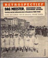 FACETTEN VAN HET VOLKSONDERWIJS IN VLAANDEREN 1830-1940 DAG MEESTER ©1984 Geschiedenis Heemkunde SCHOOL ONDERWIJS Z156 - Ecoles