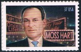Etats-Unis - Moss Hart, Auteur Dramatique 3604 ** - Etats-Unis