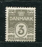 Dänemark Nr.44          *  Unused       (231)