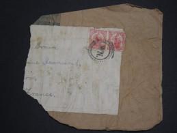 NOUVELLE ZÉLANDE - Fragment D 'enveloppe Avec Oblitération Spéciale - A Voir - L 1949 - Covers & Documents