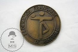 Federation Française De Handball - French Handball Federation Medal - Handball