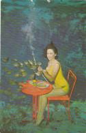 Weeki Wachee Spring Florida - Sexy Girl - 2 Scans - United States