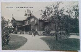 Belgique Loverval . Villa Capart Au Try D'Hayes - Gerpinnes