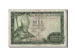 Espagne, 1000 Pesetas, KM:151, 1965-11-19, B+ - [ 3] 1936-1975 : Régence De Franco