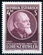 Österreich - Michel 1800 - ** Postfrisch (C) - Lorenz Böhler - 1945-.... 2. Republik