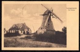 Langemarck ( Langemark) : De Molen - Moulin - Langemark-Poelkapelle