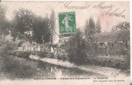 77  Ozoir La Ferriere Chateau De La  Chauvennerie - Autres Communes