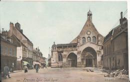 77  Provins  Eglise St Ayoul - Provins
