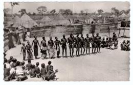 101 - Tchad - Danses à Maro (Chad) - Afrique Du Sud, Est, Ouest