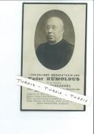 VADER RUMOLDUS DUVAUCHEL ALG BESTUURDER SCHOLEN BROEDERS VAN LIEFDE BRUGGE ° MOLL ( MOL ) 1859 + BRUGGE 1927 - Images Religieuses