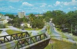 Malaysia Kuala Lumpur Railway Bridge - Malaysia