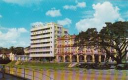 Malaysia Kuala Lumpur Lake Yew And Selangor Co-Operative Building - Malaysia