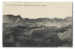 CPA - LA SEYNE SUR MER, INSTITUTION SAINTE MARIE, VUE GENERALE - Var 83 - Ecrite 1915 - La Seyne-sur-Mer
