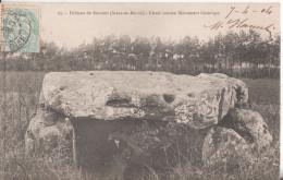 77 Rumont Dolmen - France