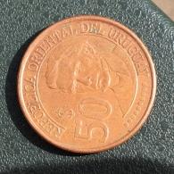 50 Pesos 2011 Uruguay - Uruguay