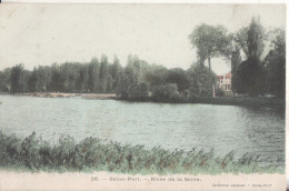 77  Seine Port  Riviere De La Seine - Autres Communes