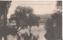 77  Seine Port  Petit Bras De La Seine - Frankreich
