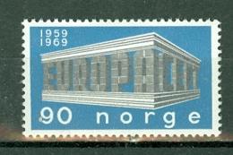 Norge 1969  Yv. 539**, Fa 6116**,  Mi 584** MNH Cat. Yv. € 2,00 - Norvège