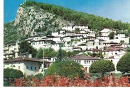 ALBANIE---ALBANIA--pamje Nga Berati--view Of Berat--voir 2 Scans - Albanie