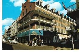 LOUISIANA---NEW ORLEANS--bourbon Street French Quarter---voir 2 Scans - New Orleans