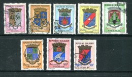 Divers Blasons Oblitérés - Madagaskar (1960-...)
