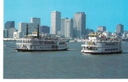 LOUISIANA---NEW ORLEANS--cruise Terminal---voir 2 Scans - New Orleans