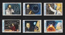 1989 - 20 Anniv. Du L Homme Sur La Lune  Mi 4575/4580 Et Yv P.A. 307/312 MNH - 1948-.... Republiken