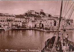 Italie - Elba - Arrivo à Portoferraio - Bâteau - Livorno