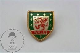 Football Association Of Wales Badge - Fútbol