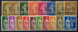 PROMOTION EXCEPTIONNELLE France Année Complète 1932 NEUF ** LUXE - Unused Stamps