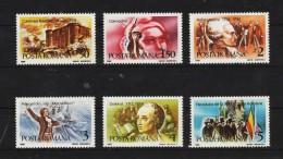 1989 - Bicentenaire De La Revolution Francaise Mi 4568/4573 Et Yv 3860/3865 MNH - 1948-.... Republiken