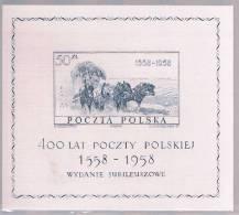 Polska, 1958, MNH - Ongebruikt