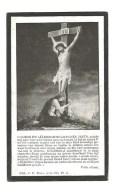 110.  JAN ALFONS  CUYPERS  -  Rustend  Onderwijzer Te Meerhout / Burgerlijk Kruis 1e Klas - MEERHOUT 1851  /  1921 - Images Religieuses
