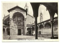 Italia - Cartolina Di Abbiategrasso 3/48 - Italia