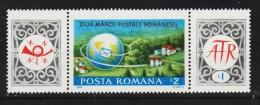 1989 - Journee Du Timbre  Mi No 4567 Et Yv 3866 MNH - 1948-.... Republiken