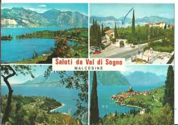 Malcesine (Verona, Veneto) Val Di Sogno, Lago Di Garda, Vedute E Scorci Panoramici, Ansichten, Panoramic View - Verona