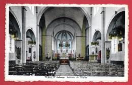 Aubange. Intérieur De L'Eglise Notre-Dame Du Rosaire.  1978 - Aubange